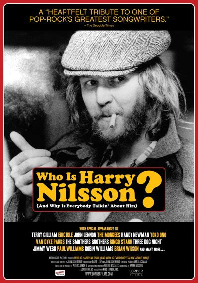 Harry Nilsson Desk by Dvd Review Who Is Harry Nilsson And Why Is Everybody