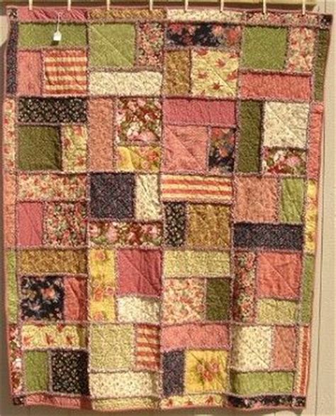 Flannel Rag Quilt Pattern by Best 25 Flannel Quilts Ideas On Rag Quilt