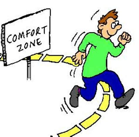 comfort zone newsletter you want it you gotta reach for it s t r e t c h