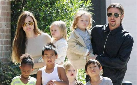 Brangelinas Adoption To Be Processed In Weeks by And Brad Pitt Set To Adopt Their 7th Child