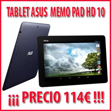 Tablet Asus Memo Pad Hd 10 chollo tablet asus memo pad hd 10 115