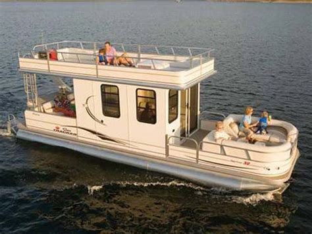 sun tracker regency party cruiser houseboats autos post - Bass Pro Houseboats