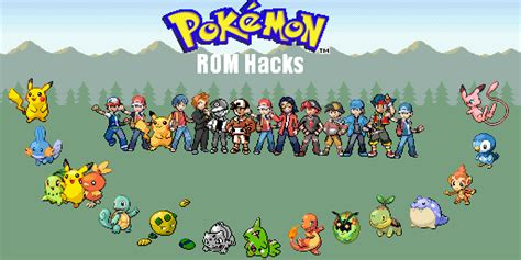 tutorial hack rom pokemon list of pokemon rom hacks download pokemon rom hacks