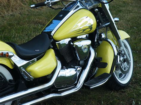 Custom Suzuki Intruder 1500 Suzuki Vl 1500 Lc Intruder Custom Cruiser