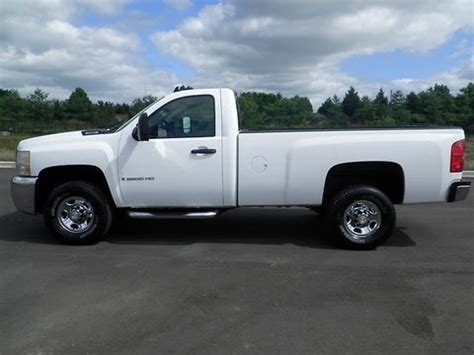 sold chevrolet silverado  hd regular cab