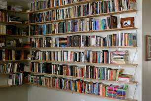 shelving for books hanging bookshelves the bumper crop