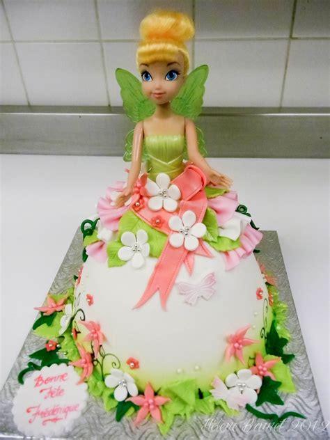 tinkerbell doll cake cakecentralcom