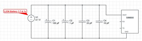 decoupling capacitor wiring help with decoupling capacitors not working electronicsxchanger queryxchanger