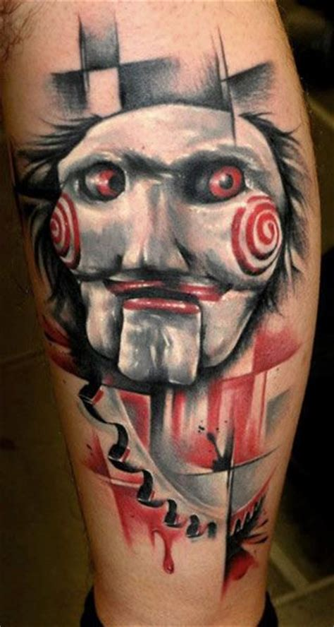 tattoo parlour movie 122 best saw jigsaw images on pinterest horror films