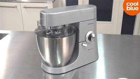Mixer Kenwood Kmm770 kenwood kmm770 major premier keukenmachine videoreview en