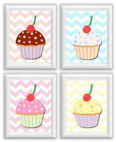 cupcake wall decorations cupcakes on cupcake cupcake nursery and