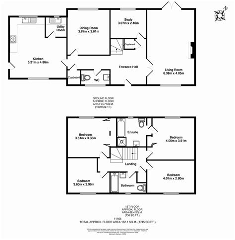 floor plans uk upper tysoe cv35 ref 11164 banbury