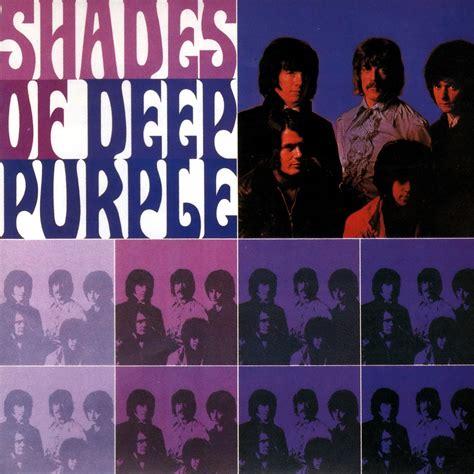 shades of deep purple deep purple shades of deep purple 1968 mediasurf