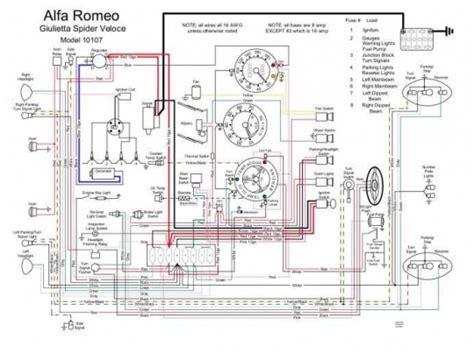 alfa romeo car manuals wiring diagrams pdf amp fault codes