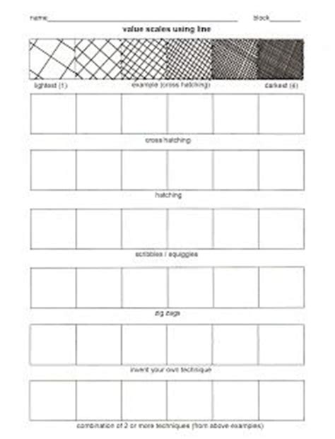 Shading Worksheet by The World S Catalog Of Ideas