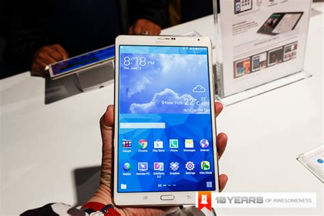 Hp Samsung Tab 4 Malaysia samsung debuts galaxy tab s in malaysia rm1 699 for 8 4inch and rm1 999 for 10 5inch lowyat net