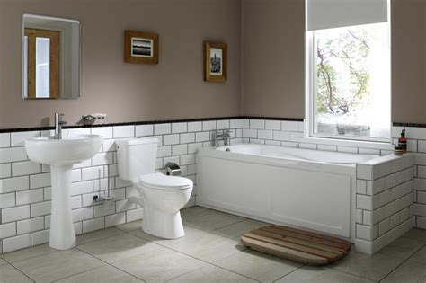 Wren Bathrooms   Traditional Inspiration   Traditional