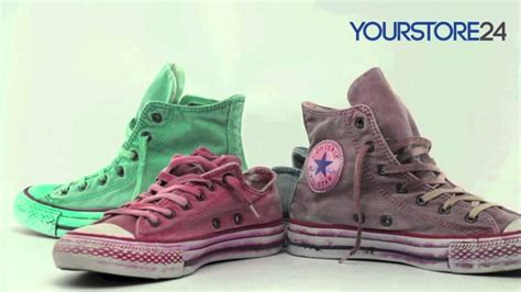 Convers Allstar Premium converse all premium quot washed quot collectie 2013 yourstore24