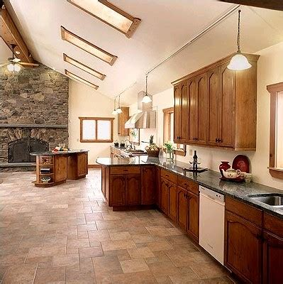 How To Install Ceramic Floor Tile In Kitchen - kitchen best flooring choices