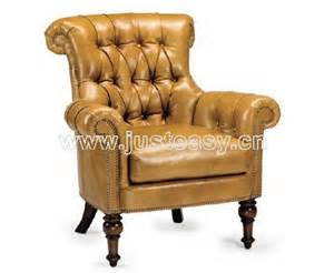 Single Couch Chair Yellow Leather Sofa Single Chair Single Person Sofa