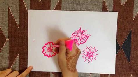 henna tattoo in hanoi henna tattoo vietnam học vẽ henna cơ bản