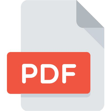 free pdf pdf free files and folders icons