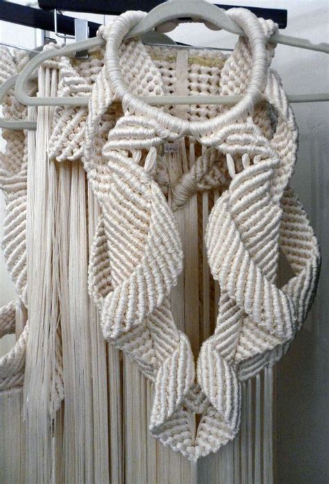 Macrame Techniques - 17 best ideas about fabric manipulation techniques on
