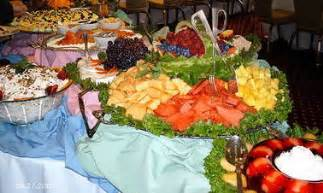 How To Set Up A Buffet Table For A Buffet Table Centerpieces Weddingbee
