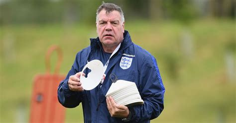 gary neville takes swipe at england boss sam allardyce criticises roy hodgson as too