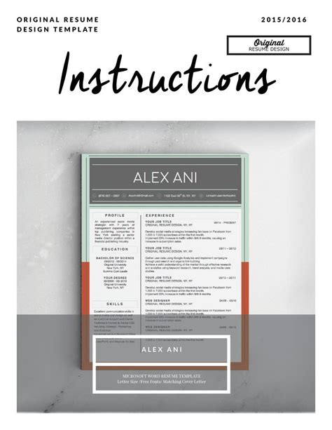 resume format download zip file 8 best alex ani resume template images on pinterest alex