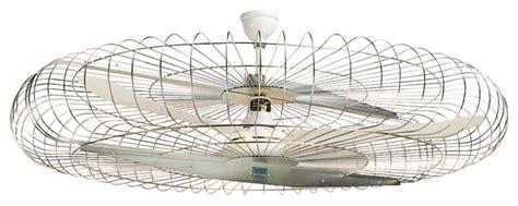 ceiling fan guard envirofan pg52e protecto guard ceiling fan guard