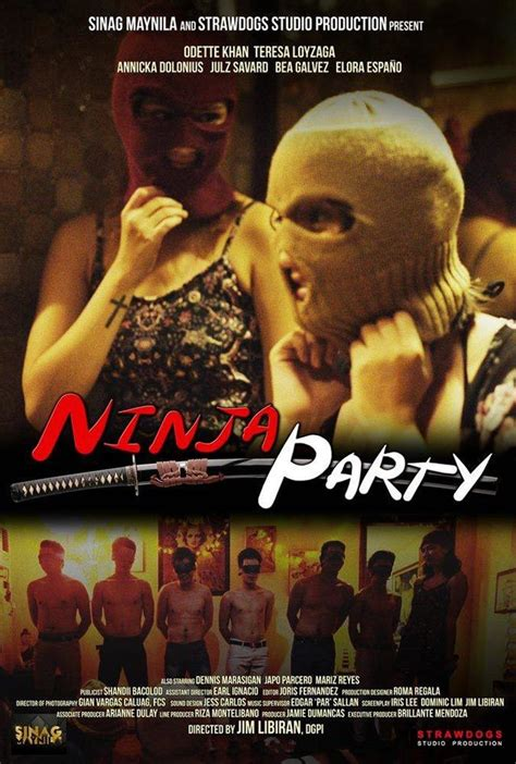Indie Film Ninja Party | movie reviews all 5 sinag maynila films