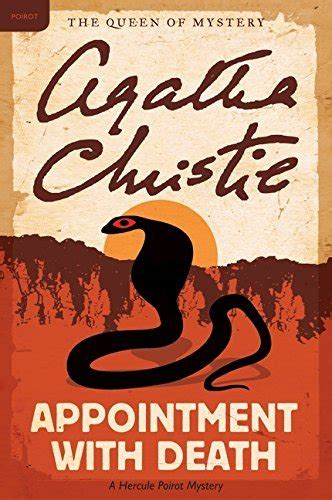 appointment with death poirot 000723449x three grand dames of mystery quot appointment with death quot by agatha christie fangirlnation magazine