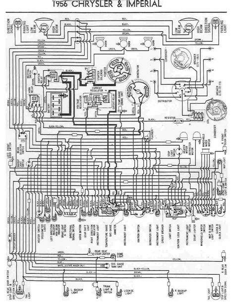 chrysler  empire electrical wiring diagram