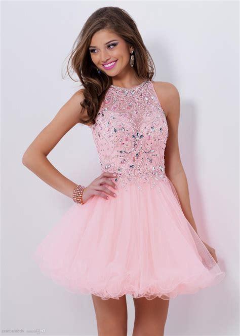 elegant short pink dresses Naf Dresses
