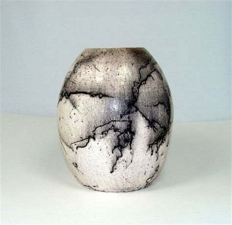 horsehair raku arts crafts  design finds