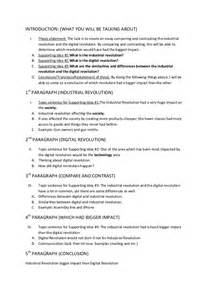 Essay Planning Template by Essay Planning Template
