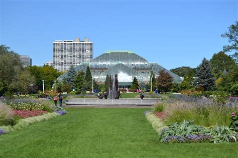 lincoln park conservancy conservatory gardens