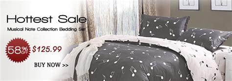 popular notes bedding set dinnel s