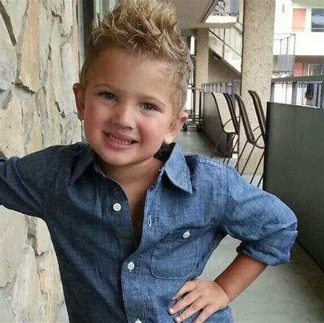 little seven year old hair cut cool kids boys mohawk haircut hairstyle ideas 21