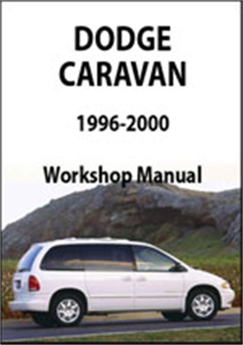 car owners manuals free downloads 1998 dodge caravan security system dodge caravan workshop repair manual