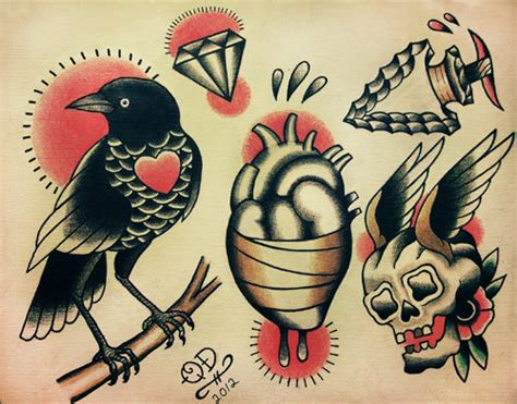 old school traditional tattoo designs traditional tattoo images designs