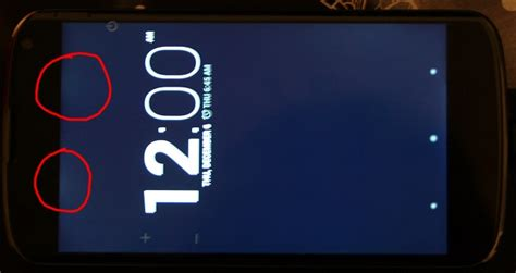 nexus 4 light bleed android forums at androidcentral