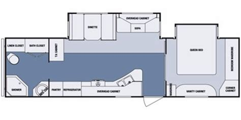 sunnybrook rv floor plans 2012 sunnybrook trailers reviews prices and specs rv