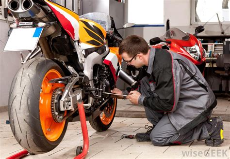 Motorcycle Repair What Is A Master Technician With Pictures