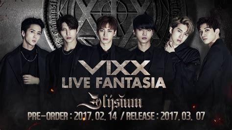 Vixx Live Fantasia Elysium Dvd vixx live fantasia elysium dvd teaser