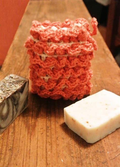 Kana Soap soap saver puff crochet pattern crochet pattern by kana