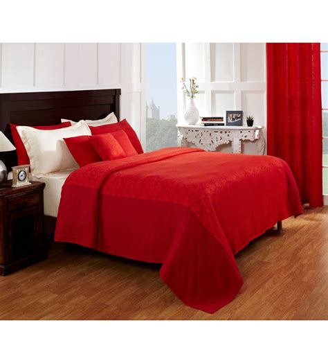 red bed bed covers set bed purple plum sequin quilt cover set