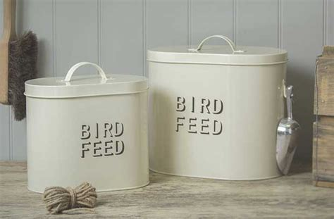 storing bird food british bird lovers