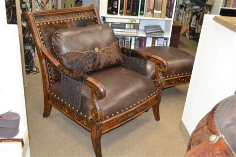 rustic leather armchair leather furniture rustic armchairs and accent chairs los angeles by orosco design